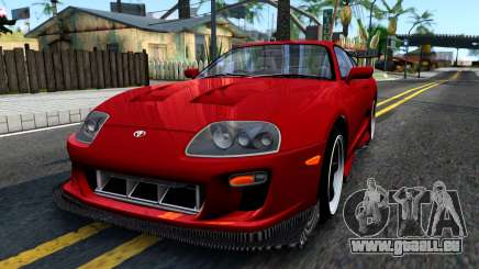 Toyota Supra Mk.IV A80 pour GTA San Andreas