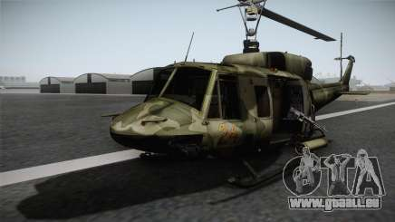 Bell UH-1N Russian pour GTA San Andreas