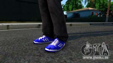 Adidas Forum MID Purple für GTA San Andreas