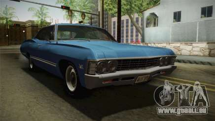 Chevrolet Impala Sport Sedan 396 Turbo-Jet 1967 für GTA San Andreas