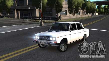 VAZ 2106 azelow pour GTA 4