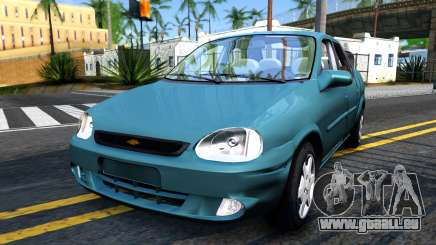 Chevrolet Corsa Classic 2009 pour GTA San Andreas