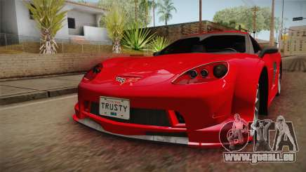 Chevrolet Corvette Z06 American Muscle pour GTA San Andreas