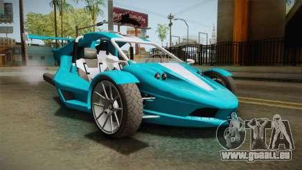 GTA 5 BF Raptor IVF für GTA San Andreas