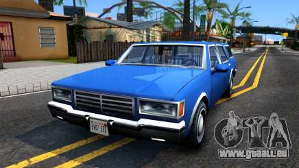Premier Wagon pour GTA San Andreas
