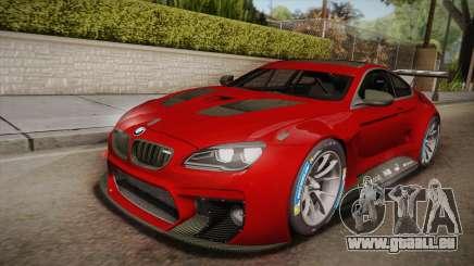 BMW M6 GT3 pour GTA San Andreas