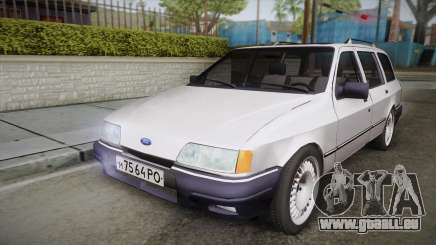 Ford Sierra Tournier 2.3D CL 1988 für GTA San Andreas