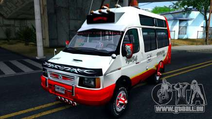 Iveco Turbo Daily V2 für GTA San Andreas