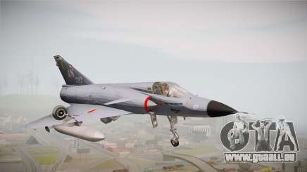 EMB Dassault Mirage III FAB pour GTA San Andreas