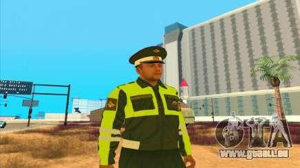 Agent de VAI pour GTA San Andreas