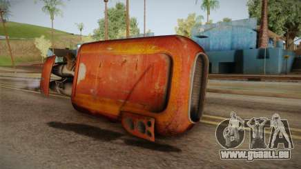 Rey Speeder from Star Wars 7 pour GTA San Andreas
