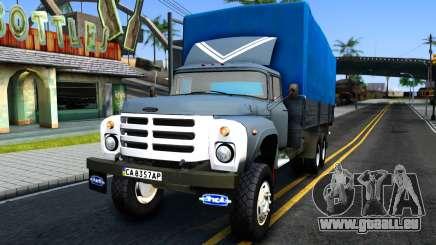 ZIL 133GÂ v2.0 für GTA San Andreas