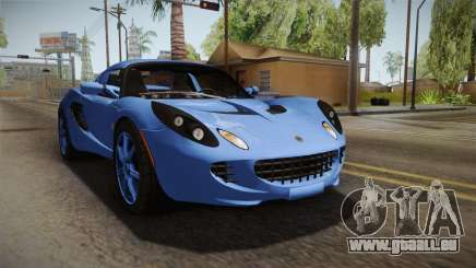 Lotus Elise pour GTA San Andreas