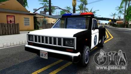 Police Bobcat für GTA San Andreas