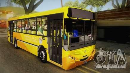 Metalpar Tronador 2 Coniferal für GTA San Andreas