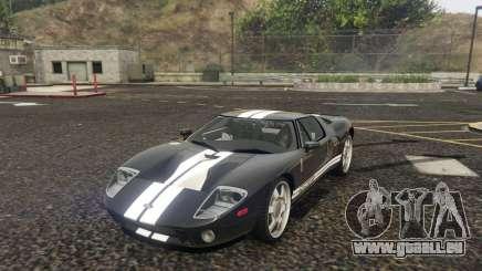 Ford GT 2005 für GTA 5