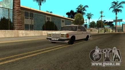 Mersedes-Benz E123 Armenia pour GTA San Andreas