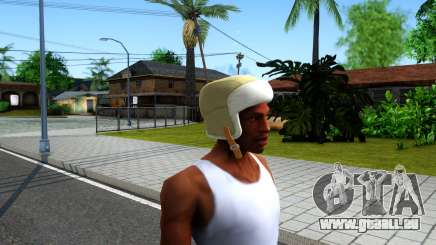Winter Bomber Hat From The Sims 3 für GTA San Andreas