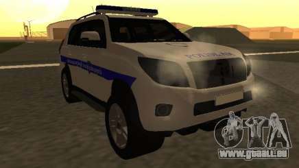 Toyota Land Cruiser Polise Armenian für GTA San Andreas