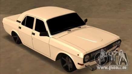 GAZ-24 DRIFT für GTA San Andreas