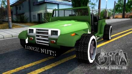 Rat Rod Mesa für GTA San Andreas
