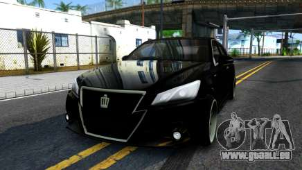 Toyota Crown Hybrid Athlete 2013 für GTA San Andreas