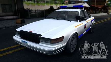 Vapid Stanier Hometown Police Department 2004 pour GTA San Andreas