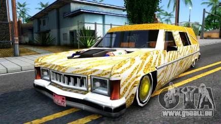 LoW RiDeR RoMeR0 pour GTA San Andreas