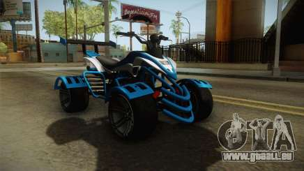GTA 5 Nagasaki Street Blazer v1 pour GTA San Andreas