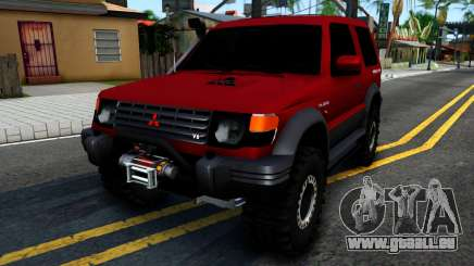 Mitsubishi Pajero Off-Road 3 Door für GTA San Andreas
