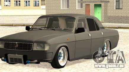 Volga 31029 Krämpfe [Beta 0.1] für GTA San Andreas