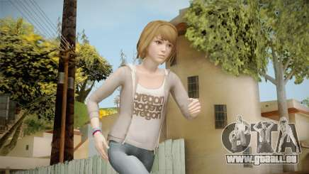 Life Is Strange - Max Caulfield Oregon v2 pour GTA San Andreas