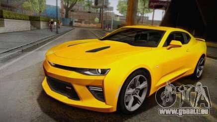 Chevrolet Camaro SS 2017 für GTA San Andreas