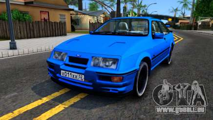 Ford Sierra RS500 Cosworth für GTA San Andreas