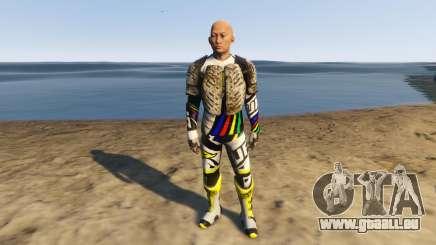 Desalle 25 (Motox Ped) pour GTA 5