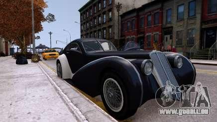 Truffade Z-Type für GTA 4