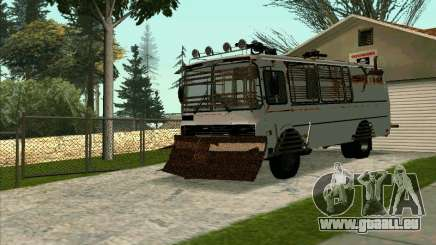 PAZ-32053 For the zombie Apocalypse pour GTA San Andreas
