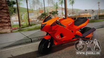 GTA 5 Hakuchou Drag für GTA San Andreas