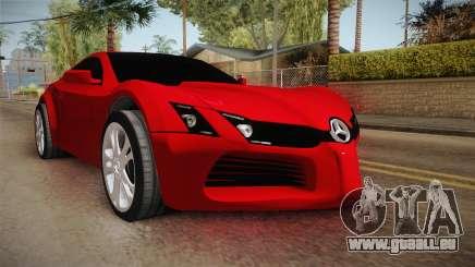 Mercedes-Benz Concept pour GTA San Andreas