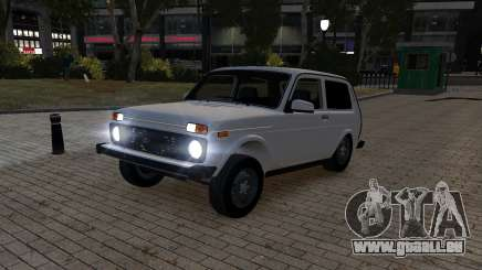VAZ 2121 Niva azelow für GTA 4