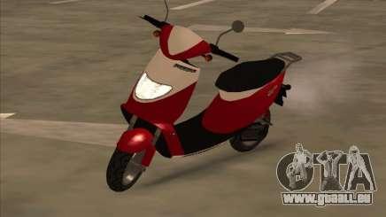 GTA IV Faggio pour GTA San Andreas