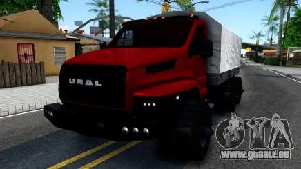 Ural Next pour GTA San Andreas