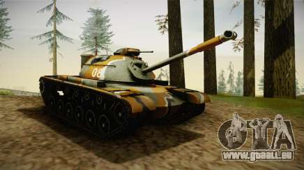 M48A3 pour GTA San Andreas