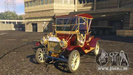 Ford T 12 model 1 für GTA 5