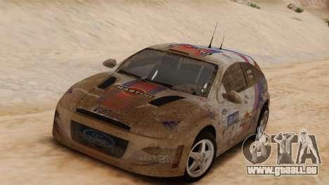 Ford Focus Touring Car für GTA San Andreas