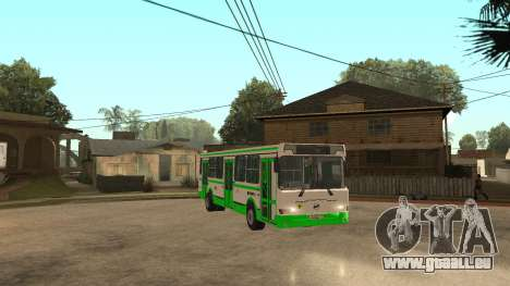 LiAZ-5256.40 pour GTA San Andreas
