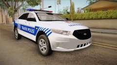 Ford Taurus Turkish Traffic Police für GTA San Andreas
