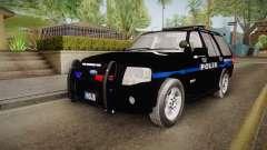 Ford Ranger Police