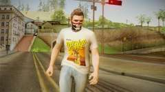 GTA 5 Halloween Skin 2 für GTA San Andreas