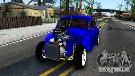 Le GAZ M20 av de la victoire pour GTA San Andreas